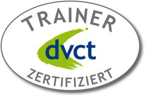 Zertifizierte Trainerin nach dvct