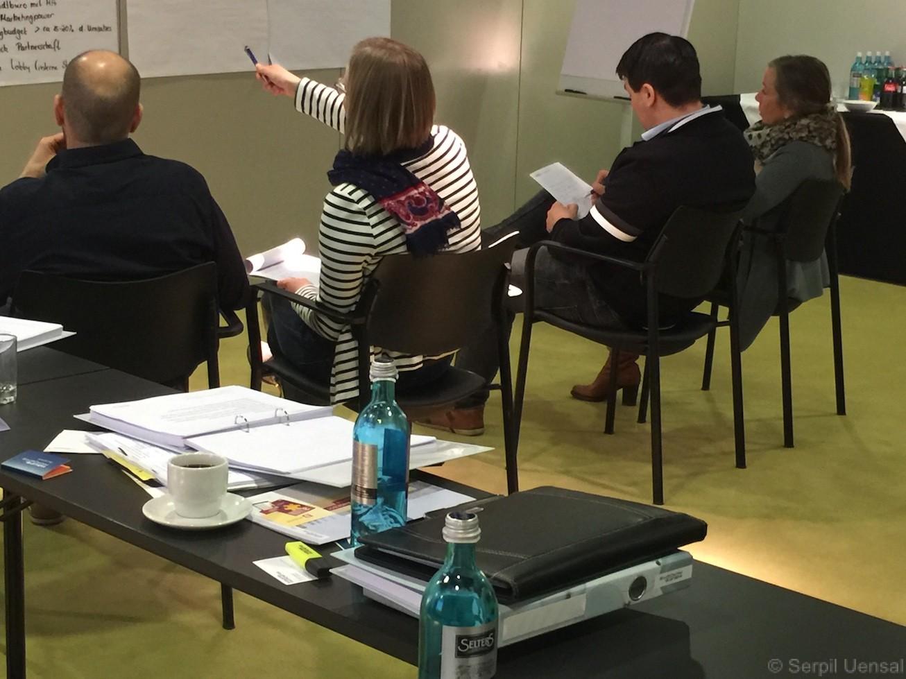 Business Development Seminare - Serpil Uensal