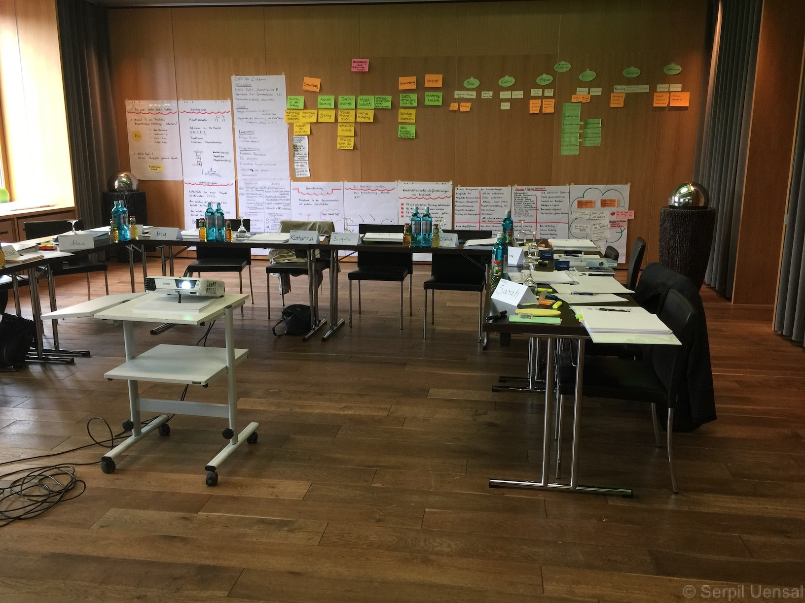 Seminare und Trainings Serpil Uensal