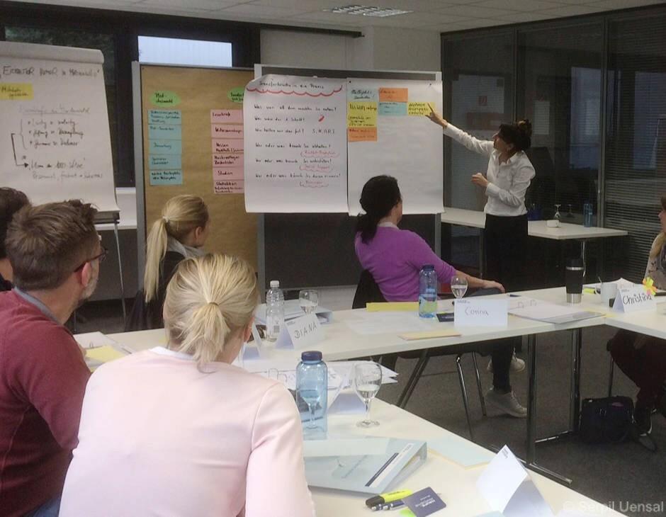 business workshops Serpil Uensal